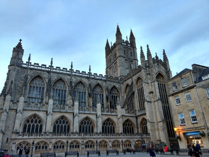 Travelogue : Bath, England