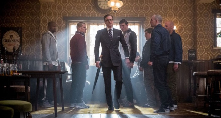 Movie Review : Kingsman — The Secret Service