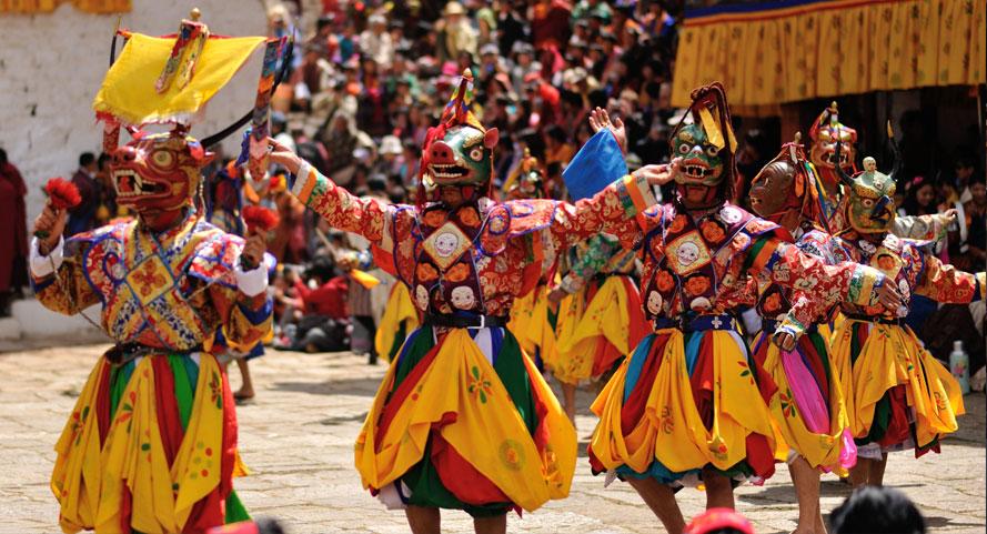 paro-tshechu-festival