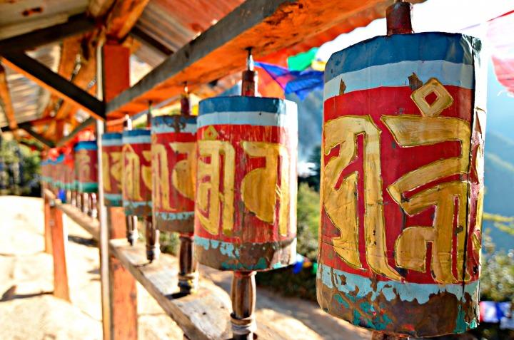 Travelogue—Tiger's Nest ,Bhutan