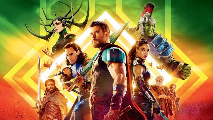 Movie Review : Thor Ragnarok
