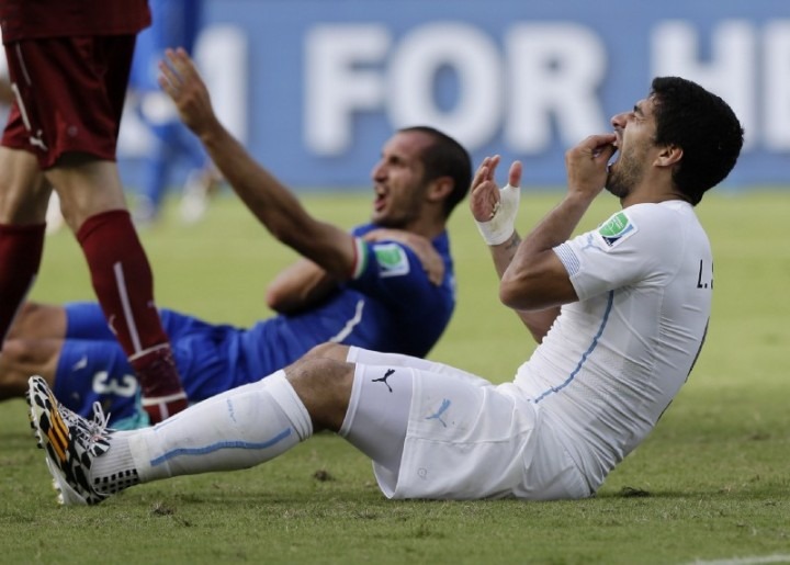 FIFA World Cup Shocking Moments: PartI