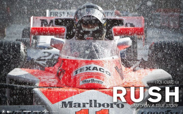 Movie Review : Rush