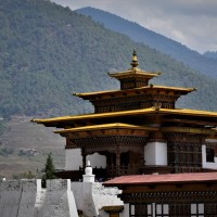 Nerd's Eye View : Punakha, Bhutan