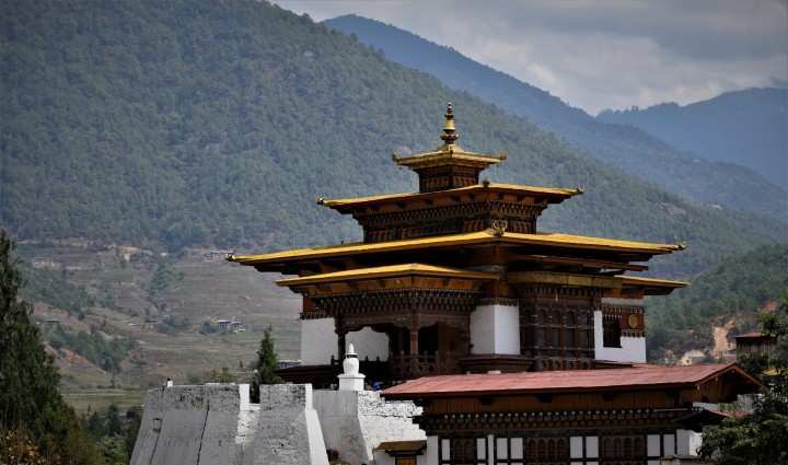 Photologue : Punakha, Bhutan