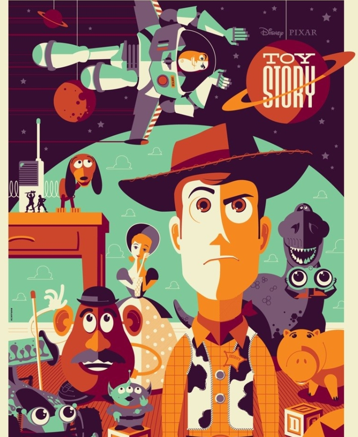 Movie Review : Toy Story
