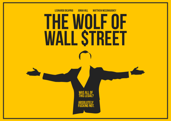 Movie Review : The Wolf of Wall Street