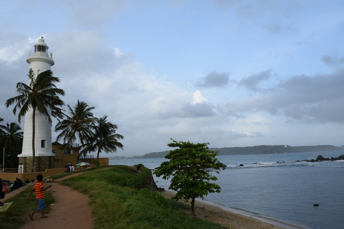 Nerd's Eye View : Galle, Sri Lanka