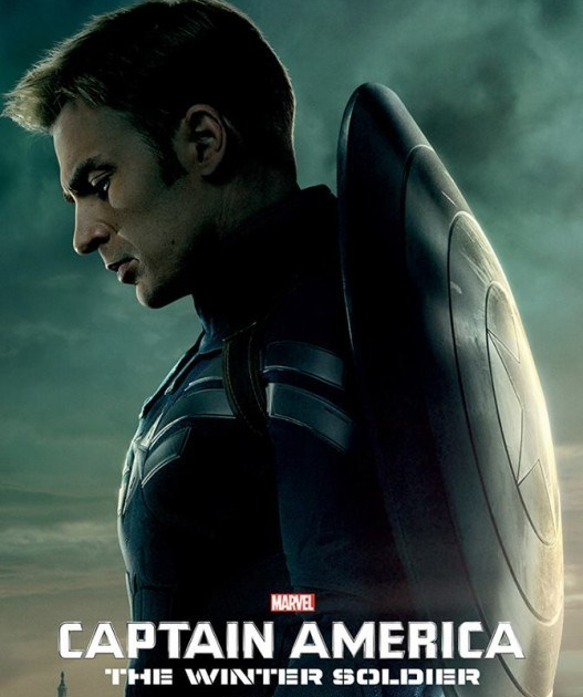 Movie Review – Captain America : The Winter Soldier