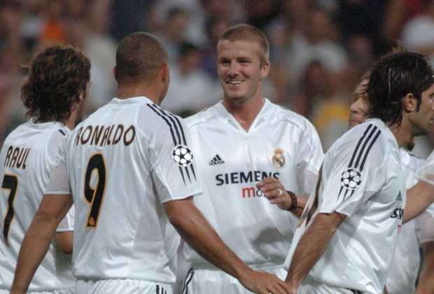 The Galacticos Project