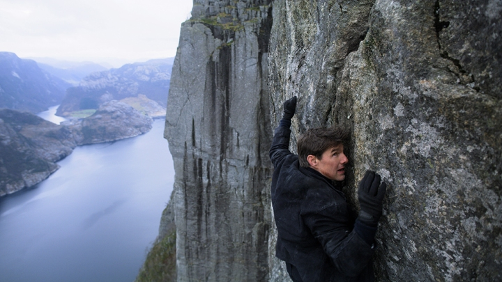 "Movie Review : ""Mission: Impossible – Fallout"""