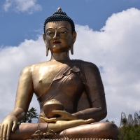 Nerd's Eye View : Thimphu, Bhutan