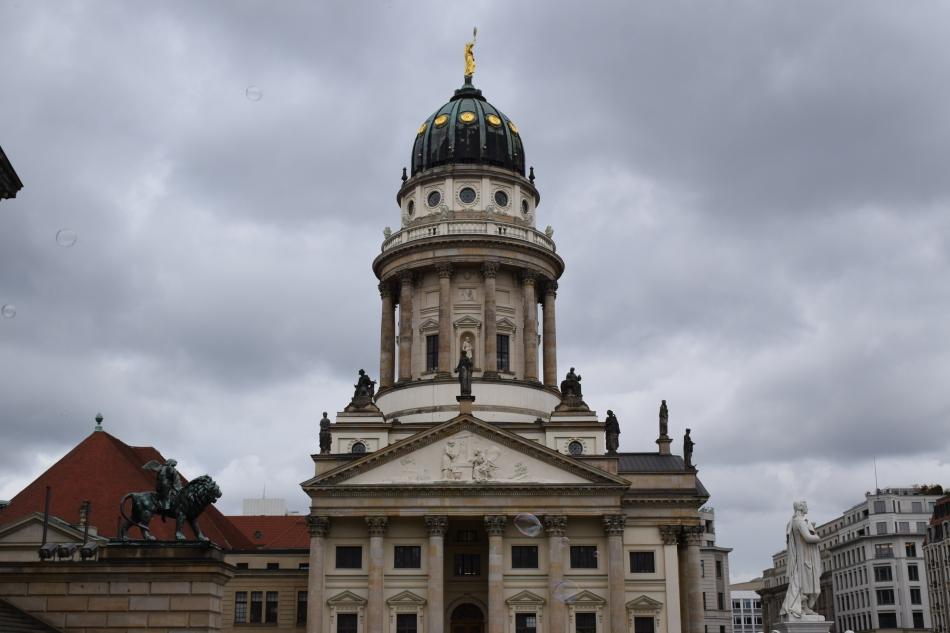 New Church, Berlin