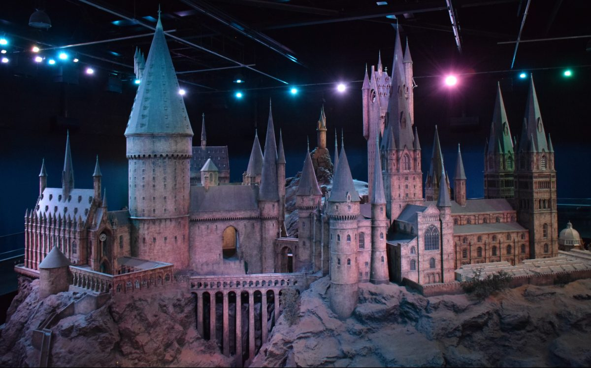 Travelog : Harry Potter Studio Tour, London