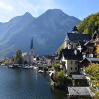 Nerd's Eye View : Hallstatt, Austria
